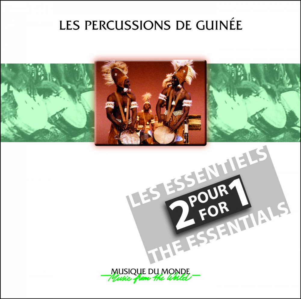 The percussions of Guinea