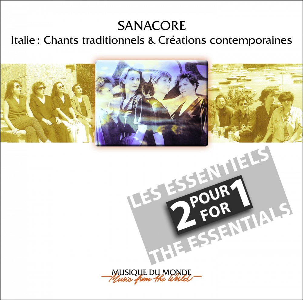 Italie : Chants traditionnels & Créations contemporaines