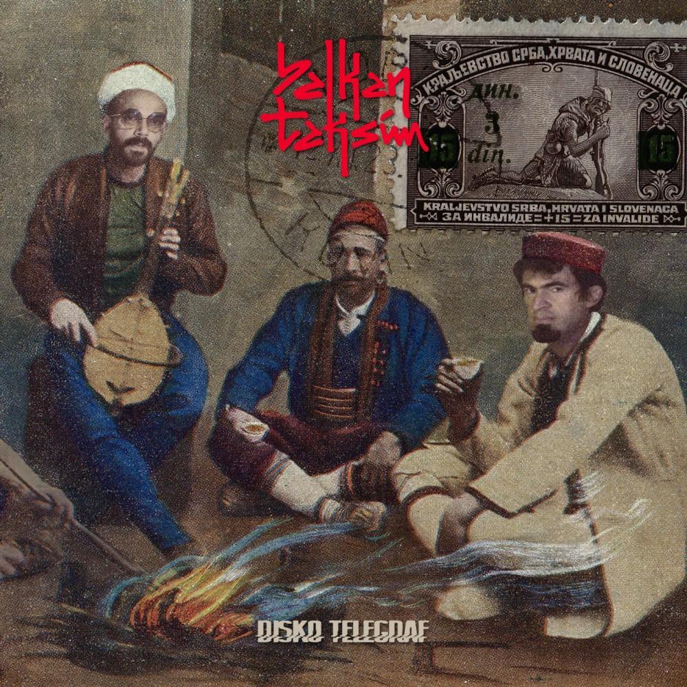 Disko Telegraf (double vinyle)