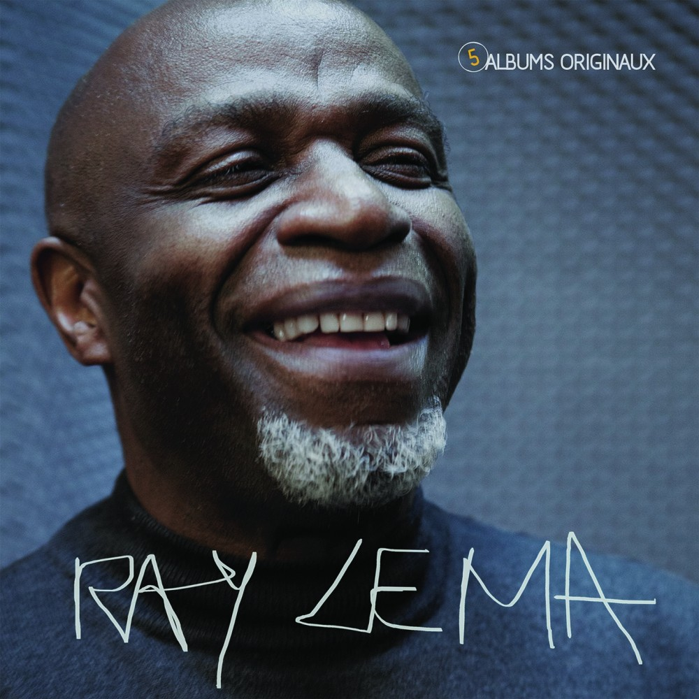 Coffret Ray Lema - 5 Cds