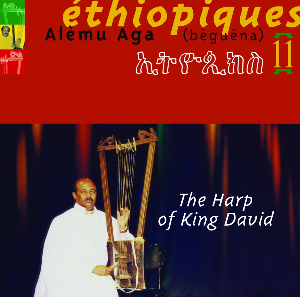 Ethiopiques Volume 11, The Harp of King David