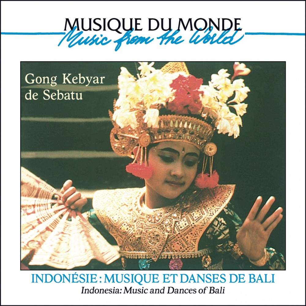 Music And Dances Of Bali