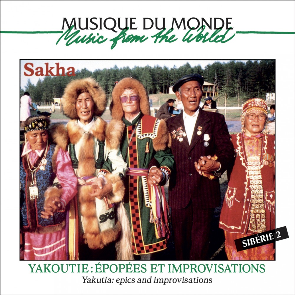 Yakoutie. Epics And Improvisations