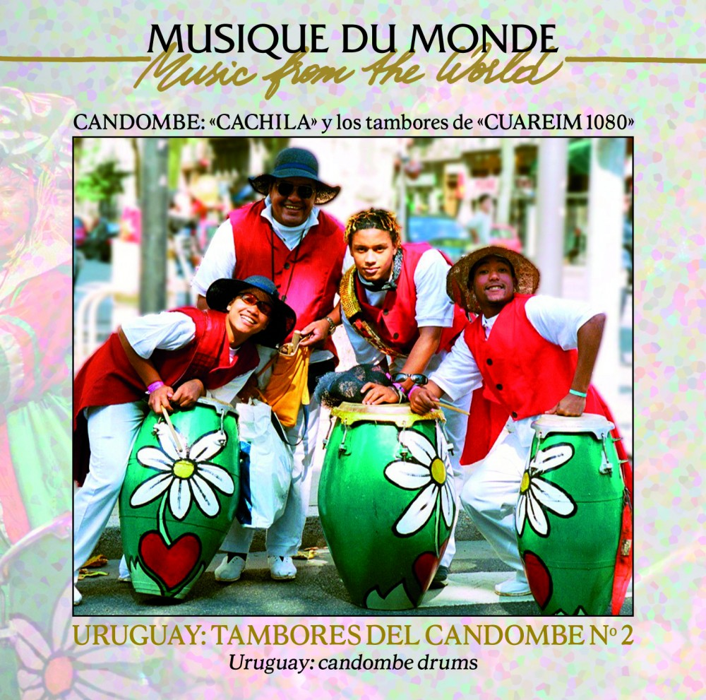 Uruguay :  Candombe Drums